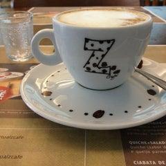 Photo taken at Z Café by Juliana L. on 5/6/2013