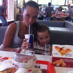 Photo taken at KFC by Alina S. on 5/16/2013