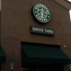 Photo taken at Starbucks by Victor C. on 1/5/2013