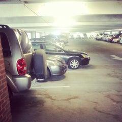Photo taken at Market Street Parking Garage by Maggie H. on 4/18/2013
