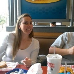 Photo taken at Jack in the Box by Sarah H. on 1/26/2013