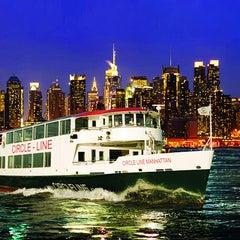 Photo taken at Circle Line Sightseeing Cruises by Circle Line Sightseeing Cruises on 7/25/2014