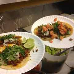 Photo taken at Tacos El Gallito by Rose P. on 1/13/2013