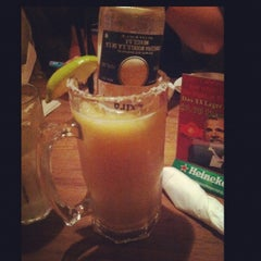 Photo taken at Plaza Azteca Mexican Restaurant by Sofia M. on 6/15/2012
