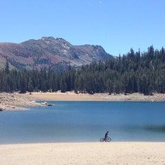 Photo taken at Horseshoe lake by Ali J. on 6/27/2014