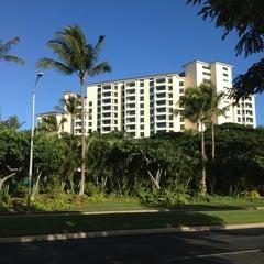 Photo taken at Marriott's Ko Olina Beach Club by Rachel M. on 1/12/2013