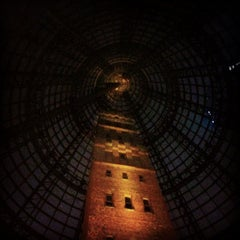 Photo taken at Shot Tower Museum by Chuah A. on 2/15/2014