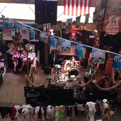 Photo taken at Flora-Bama Lounge, Package, and Oyster Bar by Jay J. on 4/26/2013