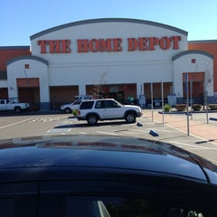 Photo taken at The Home Depot by Hank E. on 2/26/2013