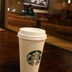 Photo taken at Starbucks by Rachida A. on 2/13/2015