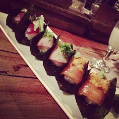 Photo taken at Samurai Mama by alba on 12/29/2012