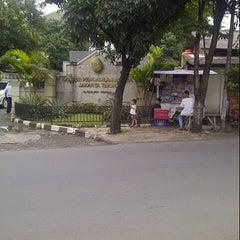 Photo taken at Pengadilan Agama Jakarta Timur by Made K. on 1/29/2014