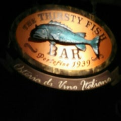 Photo taken at The Thirsty Fish by Bill M. on 12/24/2014