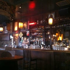 Photo taken at The Old Monk by Caleb B. on 1/4/2013