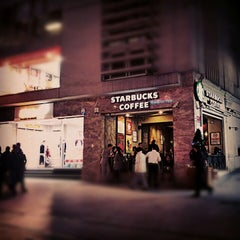 Photo taken at Starbucks by Rasha A. on 1/22/2013