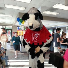 Photo taken at Chick-fil-A by Abeer P. on 5/8/2013