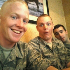 Photo taken at Denny's by Spencer C. on 4/14/2012
