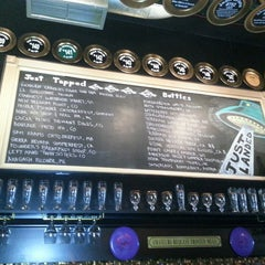Photo taken at Flying Saucer Draught Emporium by Parker M. on 8/25/2013