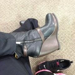Photo taken at DSW Designer Shoe Warehouse by Shantel R. on 3/2/2013