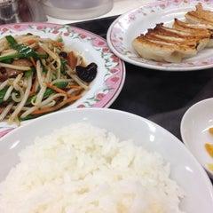 Photo taken at 餃子の王将 君津店 by Tsunehiro K. on 7/31/2014