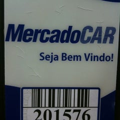 Photo taken at MercadoCar by Fernanda A. on 11/24/2012