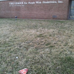 Photo taken at League for People with Disabilities by Kathy H. on 2/20/2013
