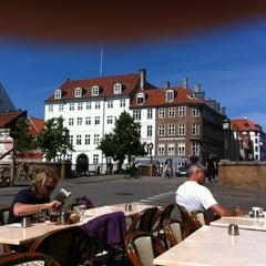 Photo taken at Café Oven Vande by Ingeborg A. on 7/8/2013