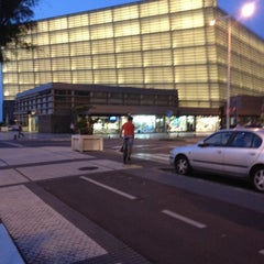 Photo taken at Palacio de Congresos Kursaal by Xavier C. on 9/5/2012