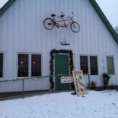 Photo taken at Tandem Ciders by Dustin S. on 12/23/2011