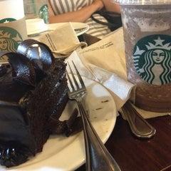 Photo taken at Starbucks Coffee by chit g. on 7/29/2012