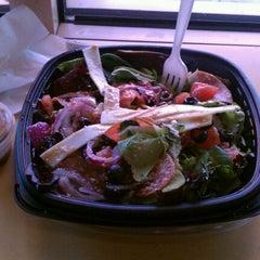 Photo taken at Jimmy & Joe's Pizzeria by Brandon B. on 3/29/2012