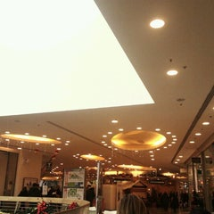 Photo taken at Centro Commerciale Roma Est by Matthew H. on 1/5/2013