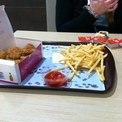 Photo taken at McDonald's by Kara L. on 3/21/2013