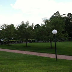 Photo taken at Goddard College by Emilia M. on 8/11/2013
