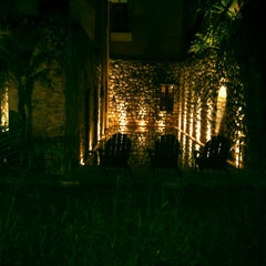 Photo taken at Hacienda Puerta Campeche by José Alonso G. on 9/8/2013