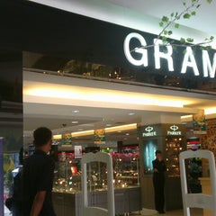 Photo taken at Gramedia by Diana S. on 8/10/2013