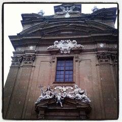 Photo taken at Biblioteca di Scienze Sociali by Vladislav B. on 1/9/2013
