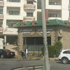 Photo taken at Starbucks Coffee | ستاربكس by wazim on 1/5/2013