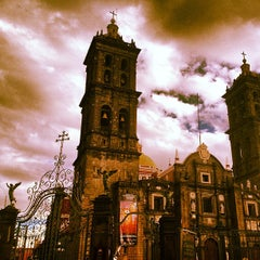Photo taken at Catedral de Nuestra Señora de la Inmaculada Concepción by César M. on 1/3/2013