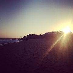 Photo taken at Pueblo Bonito Sunset Beach Resort & Spa by César M. on 5/28/2013
