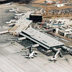 Photo taken at Edmonton International Airport (YEG) by PCL Construction on 1/8/2013