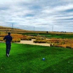 Photo taken at Murphy Creek Golf Course by Matt S. on 9/25/2015