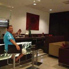 Das Foto wurde bei Hotel Donauzentrum von Татьяна К. am 6/19/2013 aufgenommen