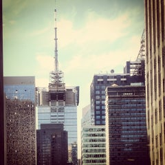 Photo taken at 135 West 50th Street by Antonio D. on 9/6/2013