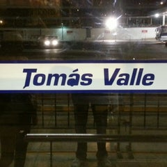 Photo taken at Estación Tomás Valle - Metropolitano by Enrique A. on 4/20/2013
