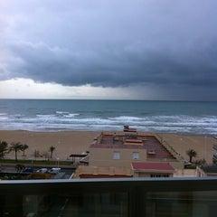 Foto tomada en Hotel RH Gijón Gandía por Goyi Y. el 3/1/2013