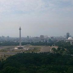 Photo taken at DKI Jakarta by Yus@ P. on 9/16/2013