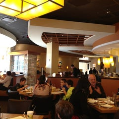 Photo taken at California Pizza Kitchen by Jackie B. on 2/6/2013