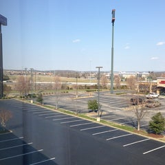 Photo taken at Sleep Inn & Suites by Stacey M. on 3/28/2013