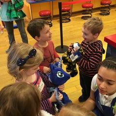 Photo taken at Build-A-Bear Workshop by Charles S. on 5/21/2016